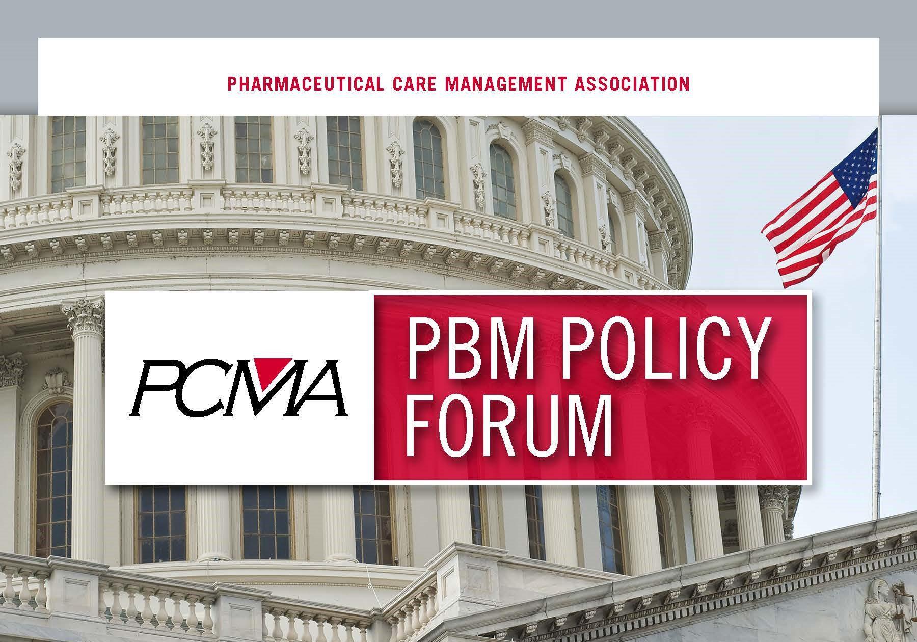 2015_PCMA PBM Policy Forum_Program Book