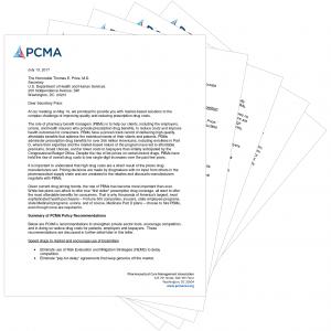 PCMA-priceletter