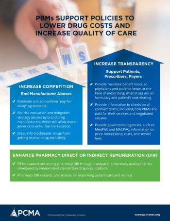 PBMs Support Policies to Lower Drug Costs and Increase Quality of Care_FINAL