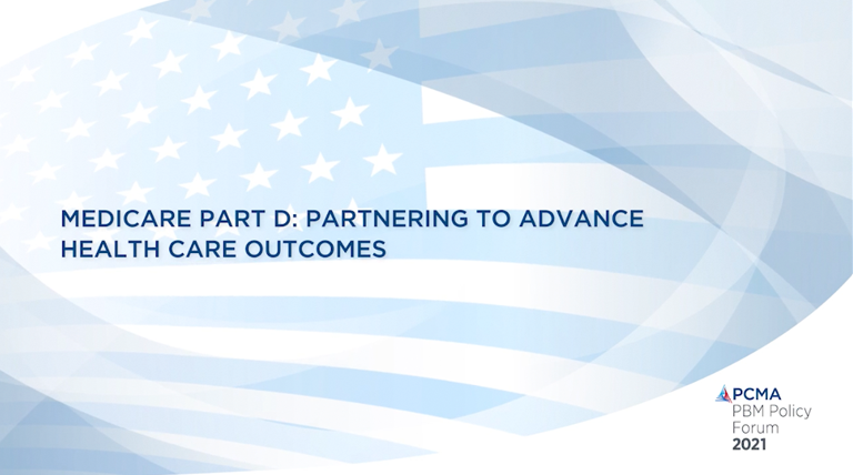 Medicare Part D: Partnering to Advance Health Care Outcomes