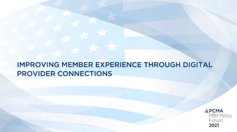 Improving Member Experience Through Digital Provider Connections